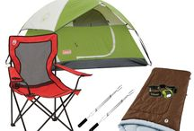 Let's Go Camping! / Camping Season is Upon Us! Enjoy the outdoors with our camping equipment.