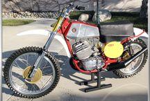 ČZ motocross