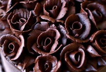 Chocolate. . / by Holly Canija