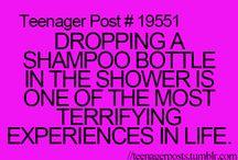 teenage posts