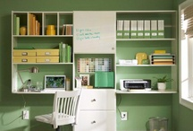 organizing and redos / by Leslie Lescalleet