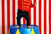 Carnevale Circo Vintage