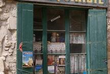Vieille boutique / Old shop