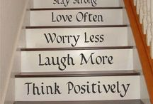 stairs decor