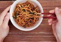 Asian/chinese dishes