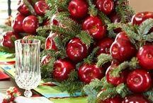 decoração pars natal