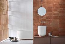Bathrooms / stanza o elementi da bagno suggestivi