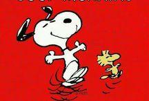 Snoopy Happy