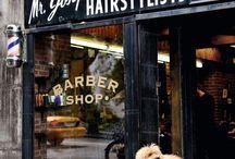 salons de coiffure et tatouage