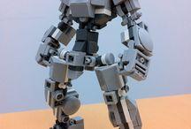 Mecha Frame Lego / Lego Mecha Frame