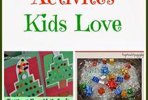 Christmas Activities / Christmas activities for primary classrooms