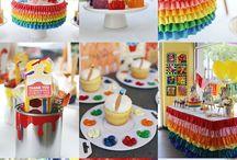 Event: Rainbow party