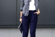 Blue pattern lover