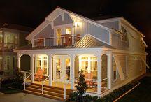 House Plans / Plans, architecture, exteriors, interiors, ideas etc for our next home / by Rachel Bateman