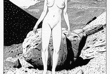 Mœbius / Illustrations