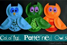 Paper Plate Crafts / Crafts you can make with paper plates!