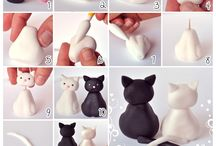 ideas for animals in fondant