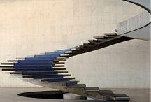 Escaliers majestueux