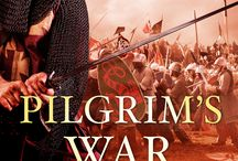 Crusaders Series / A new series from Simon and Schuster all about the men and women of the First Crusade