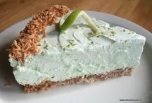 lime coconut cheesecake