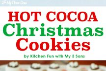 Hot chic cookies
