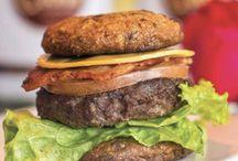 Good Burgers / Burger recipes, unique burgers, special burger recipes, burgers, cooking magazine, digital cooking magazines
