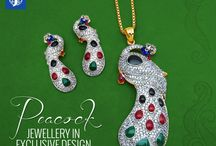 Peacock Jewellery / Peacock jewellery collection in exclusive designs