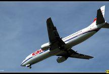 OK-EGP Boeing 737-400 / OK-EGP Boeing 737-400, foto Pavel Dolejš