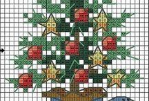 krzyżyki Boże Narodzenie