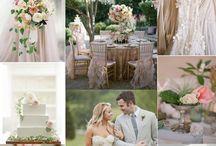 Parties/ Weddings moodboards