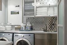 Laundry Rooms / by Stacey Prince