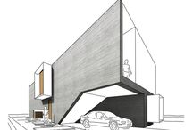 Architectural Drawings / by All Things Architecture