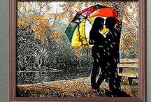 10. Februar 2017 Regenschirm-Tag