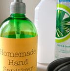DIY: Homemade Products, Ways to Use Products, & Greener Safer Cleaning Stuff / by Shari Power