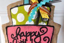 Birthday / by Rebecca Jacobs