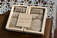 Winter Wedding Favors / Weddings in winter are special and magical! Your winter wedding favors deserve to be too!
