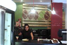 Eat in Tel Aviv