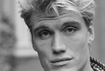 Dolph Lundgren  / by Elise .