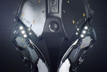 Sci-Fi Robots