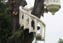 A House Above / Tree Houses / by Lynda Morgan