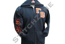 Gamma Beta Fraternity  / Hooded Sweatshirts , Stoles , Crest , and much more