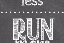 Runningism / To run is to be free
