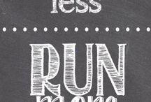 Running motto