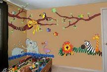 Ideas for Nursery