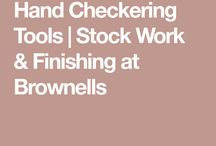 Checkering