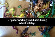 Work at Home Mum (WAHM) / Tips and strategies for work at home mums