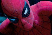 Spider-man, Deadpool e spiderpool.