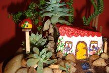 Mini jardins poéticos