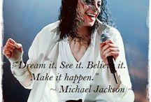 MICHAEL JACKSON / Michael Jackson  Quotes  Photos  And michael jackson stuff