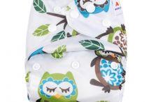 ALVA Baby / Cloth Diaper ALVA Baby | Fralda Reutilizável ALVA Baby